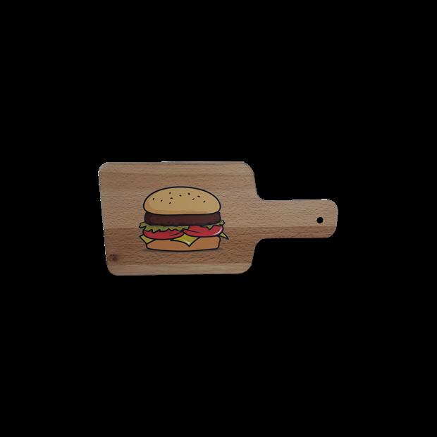 """Nouvelles créations en impression numérique pour """"Les Burgers de Papa"""""""