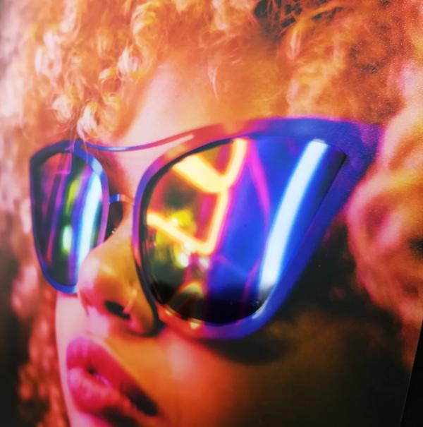 Miroir PMMA lunette